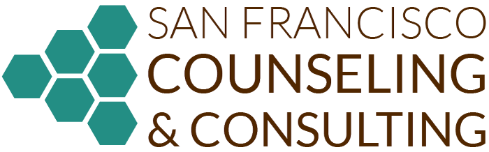 San Francisco Counseling and Consulting Retina Logo
